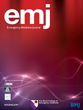 Journal of Accident & Emergency Medicine: 15 (5)
